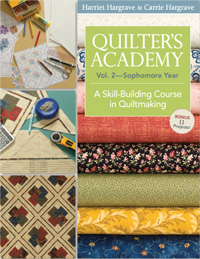 Sophomore_quiltmaking