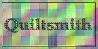 Quiltsmith Banner (c) Catherine Smith